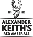 Alexander Keith's red amber ale