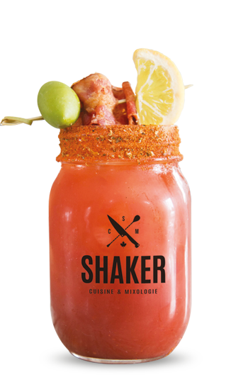 Shaker Caesar